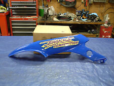 Honda 91-92 250X Left Race Cut Blue Fender Side ( BOGO ) Right Side