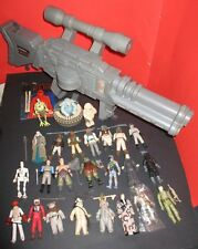 Star Wars Vintage 1982 Collectors Case Weapons and Action Figure Collection