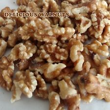 FRESH WALNUTS  HALVES AND PIECES Raw no shell  Bulk DELICIOUS !