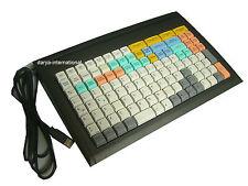 Tipro Kassen Apotheker Tastatur TMC-KMCV-C13-038 VSA Layout USB KMX128A ##
