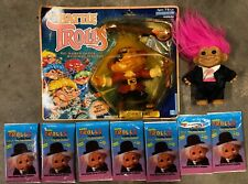 Battle Trolls Cap'n Troll by Hasbro 1993 plus extra