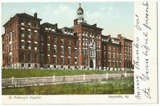 Louisville Kentucky KY ~ St. Anthony's Hospital c.1905