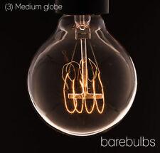 40W Globe Incandescent Light Bulbs