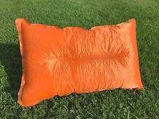 Ultralight Inflatable Air Pillow for Camping Hiking Travel Outdoor Sports-Orange