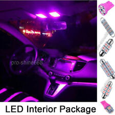Premium Purple Interior LED Lights Package Bulb SMD For 2011-2015 Chevy Cruze