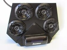2008-2014 Polaris RZR Razor 570, 800, 900 4 speaker Stereo Bluetooth UTV  2BBT4B