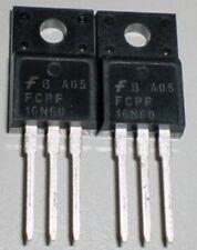 FAIR FCPF16N60 TO-220F 600V N-Channel MOSFET