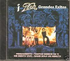 ULTRA RARE cd 70s 80s I POOH en espanol TANTOS DESEOS DE ELLA spanish & italian