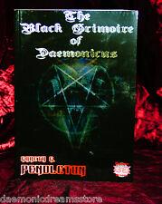 THE BLACK GRIMOIRE OF DAEMONICUS  Finbarr Occult. Magick. gareth G. Pendleton