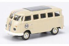 SCHUCO 26268 - 1/87 VW T1c SAMBA RALLYE - #53 - NEU