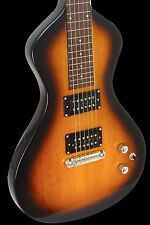 2016 Asher Electro Hawaiian Junior 6-string Lap Steel Guitar - Tobacco Burst