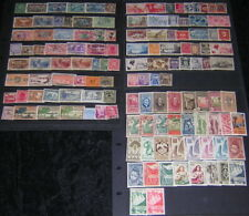 France Pre-independence Colonies & Area Collection 127 diff stamps