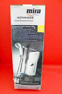 Mira Advance 9.8kW Thermostatic Electric Shower with Standard Control