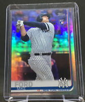 2019 Topps Update Rainbow Foil #US78 Mike Ford RC - New York Yankees - ROOKIE