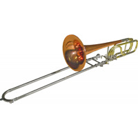 Bass trombone Bb / F / Eb, red brass