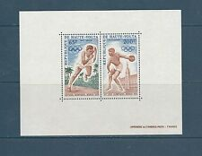 Haute Volta  bloc jeux olympiques Munich 1972   num: BF 5 **