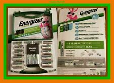 Re charge Battery  6 AA and 4 AAA , C D with charger>>>>>>>>>>Energizer