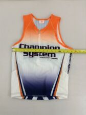 Champion System Womens Size Medium M Triathlon Top (5617-4)