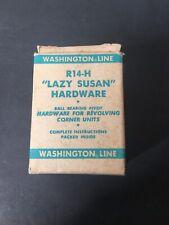 NOS Washington Lazy Susan Components Pivot, PartNo R-14-H, by Washington