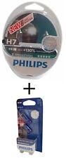 H7 PHILIPS X-treme Vision +130% 2st.12972XV+S2 + 2st W5W White Vision