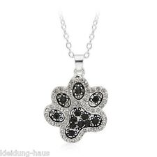 1 Pc Korean Fashion Pet Dog Puppy Claw Necklace Chain Jewelry Foot Accessories