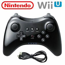 For Nintendo Wii U Pro Bluetooth Wireless Remote Controller Gamepad Joystick