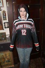 Breakmark Adult Medium Alkali Farm Tough Roller Hockey Jersey Hoodie