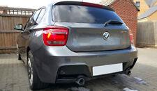 BMW SERIE 1 F20 F21 M-SPORT M-TECH RAJOUT DE PARE CHOC ARRIERE /JUPE ARRIERE