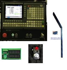Servo Retrofit 1000m Cnc Panel Kit For Knee Mill Bridgeport Acer Acra Lagun