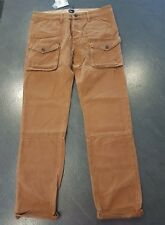 BNWT Asos Slim Chino With Cargo Pockets in Tan 32R