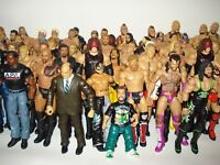 WWE MATTEL BASIC WRESTLING FIGURES - YOU PICK Ex/cond - Pay one P&P Cost - WWE
