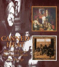 CD de musique Blues Rock pour Blues Canned Heat