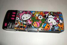 Tokidoki Hello Kitty Doublesided Pencil Case Sharpener Thermometer Magnifier