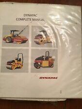 Dynapac Ca 250d Complete Manual