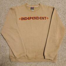 Independent skateboard Trucks Crew Neck Sweatshirt. Size Small.