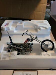 Franklin Mint Harley Davidson Ultimate Chopper