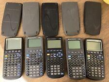 5 Calculatrices Texas Instrument