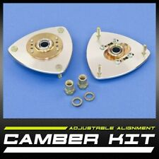 New Pair Left & Right ¦ Front Camber & Caster Kit ±2.50 ¦ WRX / STI