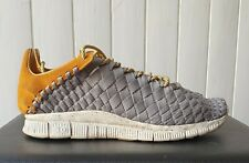 Nike Free Inneva Woven Grey Laser Orange