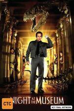 Night At The Museum (DVD, 2007) Ben Stiller, Robin Williams, Owen Wilson