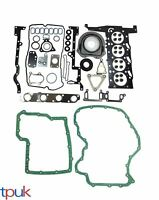 FORD TRANSIT FULL ENGINE & HEAD GASKET SET + CRANK SEALS & MORE 2.4 2000 ON MK6