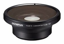 New!! OLYMPUS Fish Eye Converter FCON-T01 for TG-1, TG-2,TG-3,TG-4 Japan Import