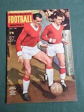 CHARLES BUCHAN'S FOOTBALL MONTHLY MAG- JULY 1962 - BURNLEY - ROY LAMBERT
