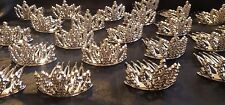 24 pcs Princess mini silver Crowns/tiara
