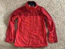 Men's Marmot MemBrain Waterproof Tamarack Jacket Team Red/Brick 40750