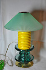 Ancienne lampe signée PETER SPAN DESIGN déco loft séventies collection