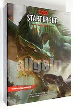 Dungeons & Dragons STARTER SET QUINTA EDIZIONE 5^ 5e D&D ITALIANO SCATOLA BASE