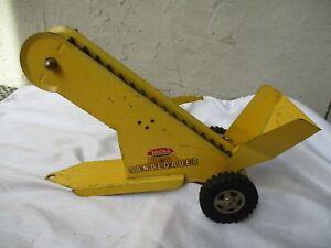 Vintage TONKA Yellow Sandloader