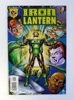 IRON LANTERN #1 DC Comics Amalgam Newsstand Edition VF 1997