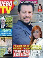 Vero Tv.Stefano Accorsi, Miriam Leone & 1992,Simona Cavallari,Ricky Tognazzi,iii